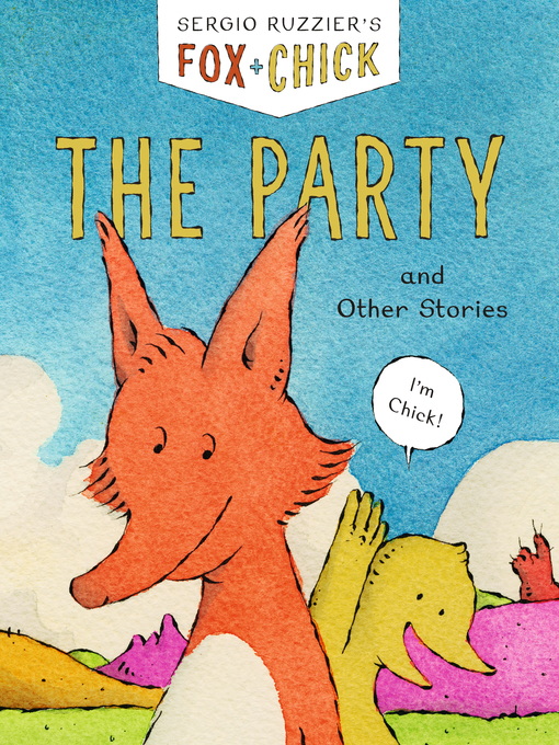 Title details for The Party and Other Stories by Sergio Ruzzier - Wait list